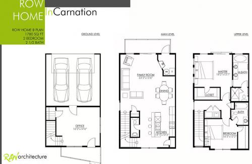Incarnation Row Home